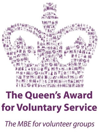 We have won The Queen's Award!